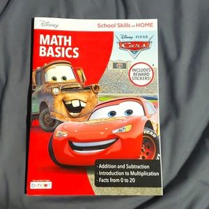 Disney Math workbook gd 2-3